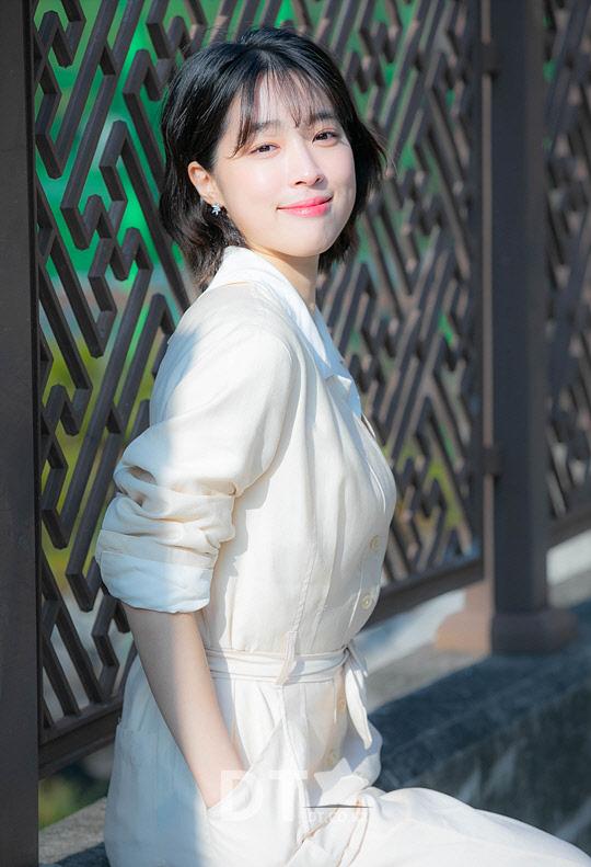 배우 최성은, 아름다운 미소 [스타포토]